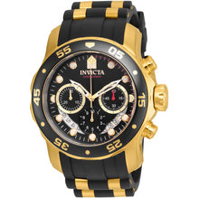Invicta  Pro Diver 21928  Silicone, Metal Chronograph  Watch
