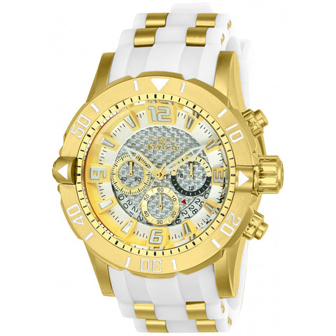 Invicta  Pro Diver 24164  Polyurethane, Stainless Steel Chronograph  Watch - 1820 Watches