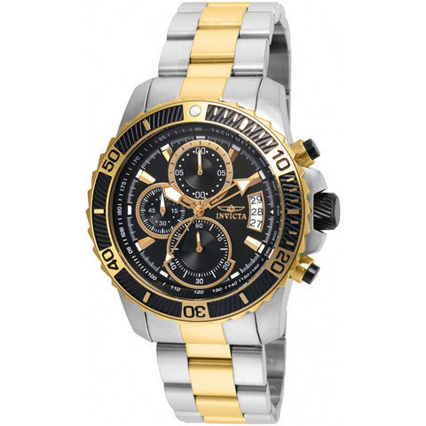 Invicta  Pro Diver 22418  Stainless Steel Chronograph  Watch