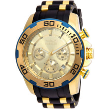 Invicta  Pro Diver 22345  Silicone, Stainless Steel Chronograph  Watch
