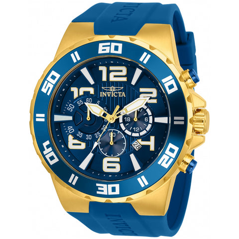 Invicta  Pro Diver 24670  Polyurethane Chronograph  Watch