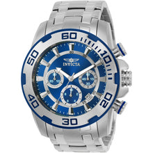 Invicta  Pro Diver 22319  Stainless Steel Chronograph  Watch