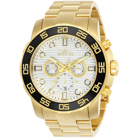 Invicta  Pro Diver 22229  Stainless Steel Chronograph  Watch - 1820 Watches