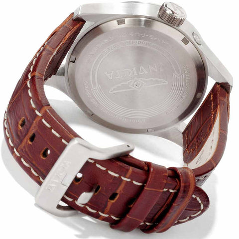 Invicta  I-Force 0765  Leather  Watch