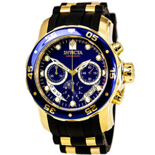 Invicta  Pro Diver 6983  Stainless Steel, Silicone Chronograph  Watch