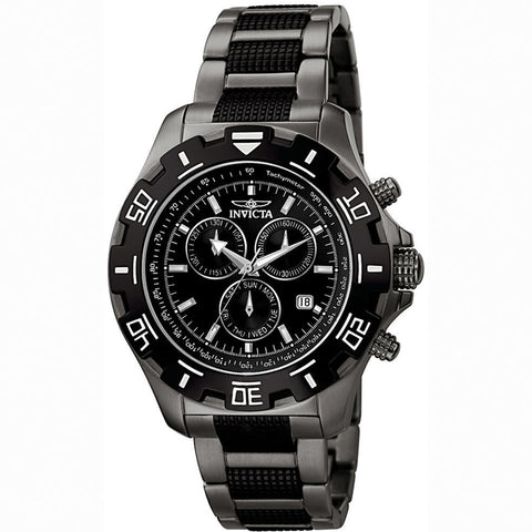 Invicta  Specialty 6412  Stainless Steel Chronograph  Watch