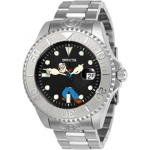 Invicta  Character Collection 24470  Stainless Steel  Watch