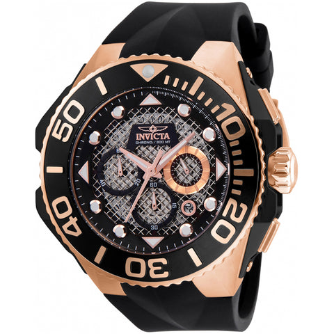 Invicta  Coalition Forces 23962  Silicone Chronograph  Watch