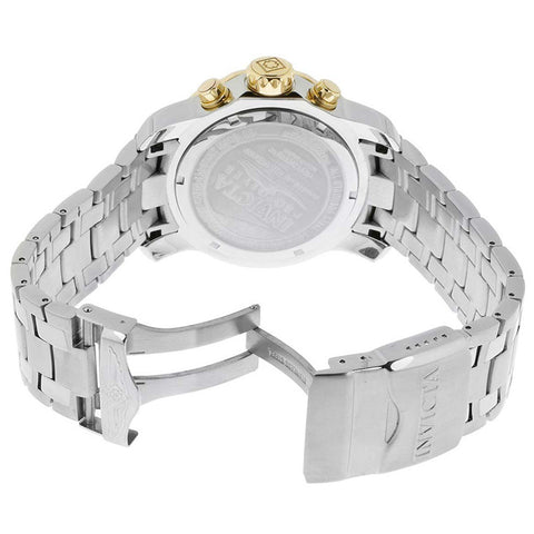 Invicta  Pro Diver 80040  Stainless Steel Chronograph  Watch