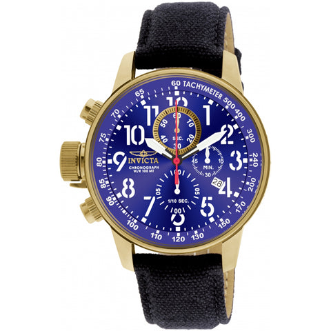 Invicta  I-Force 1516  Cloth Chronograph  Watch