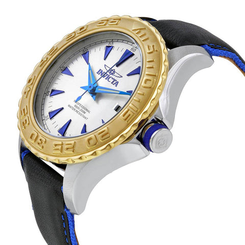 Invicta  Pro Diver 12615  Leather, Nylon  Watch