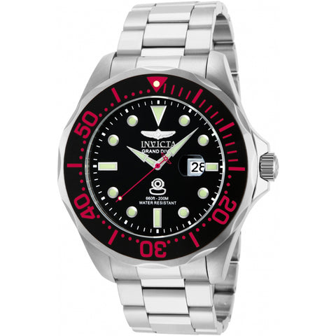 Invicta  Pro Diver 14652  Stainless Steel  Watch