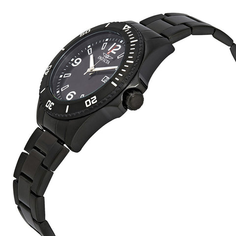 Invicta Men's Pro Diver 16333 Black Stainless Steel Watch