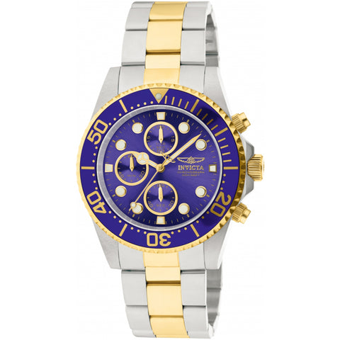Invicta  Pro Diver 1773  Stainless Steel Chronograph  Watch