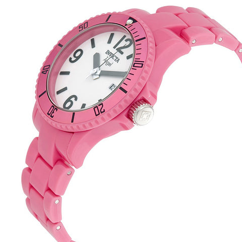Invicta  Angel Women's 1209 PInk Plastic Watch