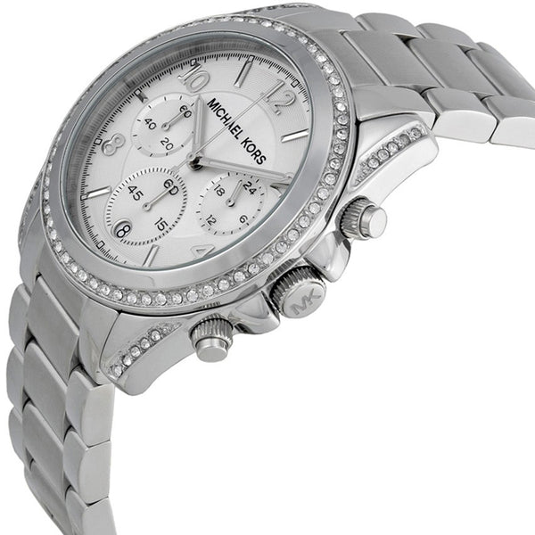 Michael Kors Ladies' Blair Chronograph Watch MK5165