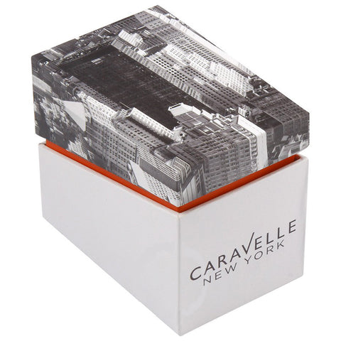 Caravelle New York Ladies' Carla Watch 44L130
