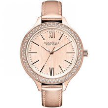 Caravelle New York Ladies' Carla Watch 44L132