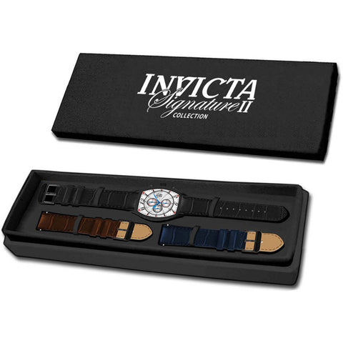 Invicta  Signature 7512  Leather  Watch - 1820 Watches