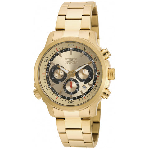 Invicta  Specialty 19240  Stainless Steel Chronograph  Watch