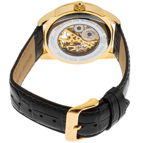 Invicta  Specialty 23536  Leather  Watch