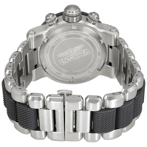 Invicta  Specialty 23975  Stainless Steel, Polyurethane Chronograph  Watch