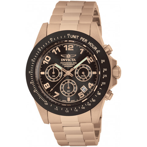 Invicta  Speedway 10706  Stainless Steel Chronograph  Watch