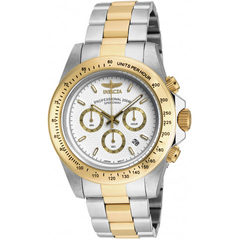 Invicta  Speedway 18392  Stainless Steel Chronograph  Watch
