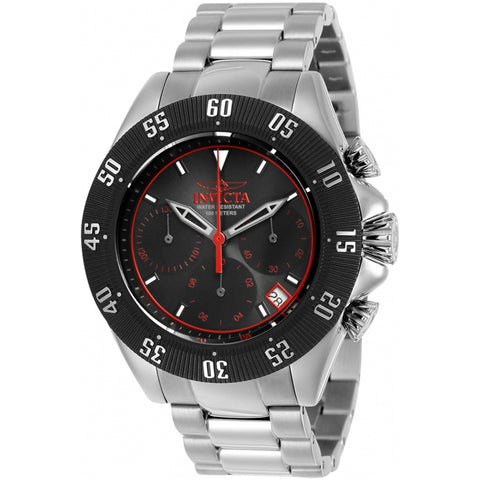 Invicta  Speedway 22395  Stainless Steel Chronograph  Watch
