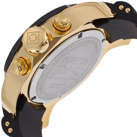 Invicta  Pro Diver 17886  Stainless Steel, Polyurethane Chronograph  Watch