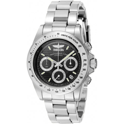 Invicta  Signature 7026  Stainless Steel Chronograph  Watch - 1820 Watches