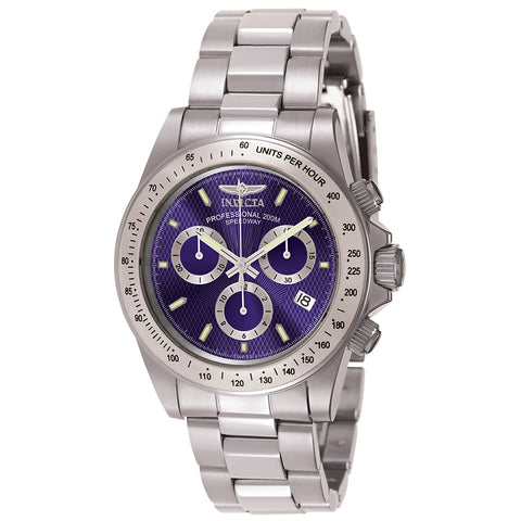 Invicta  Signature 7027  Stainless Steel Chronograph  Watch