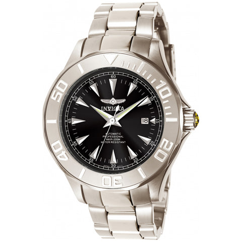 Invicta  Signature 7034  Stainless Steel  Watch