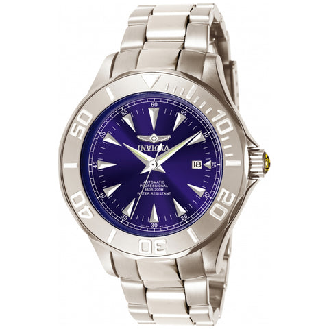 Invicta  Signature 7035  Stainless Steel  Watch