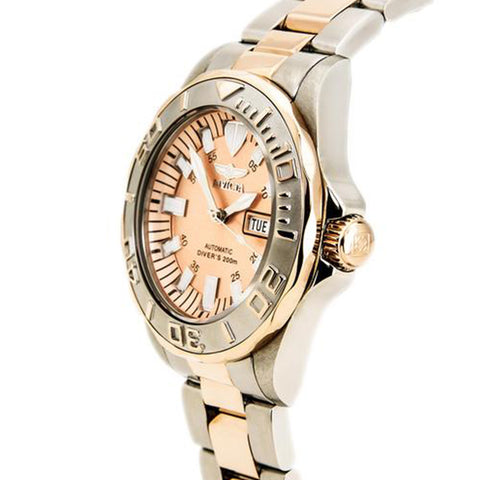 Invicta  Signature 7049  Stainless Steel  Watch