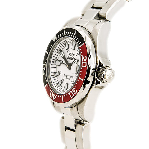 Invicta  Signature 7062  Stainless Steel  Watch