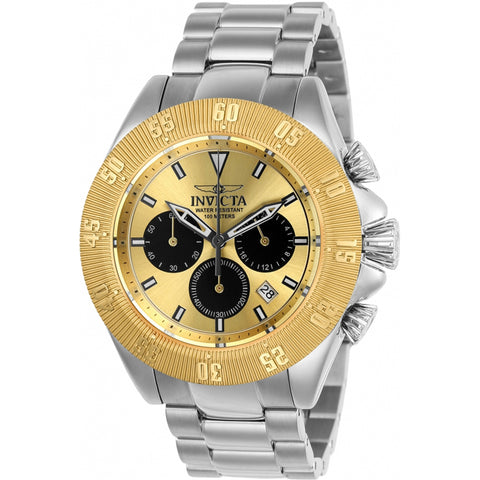 Invicta  Speedway 22398  Stainless Steel Chronograph  Watch