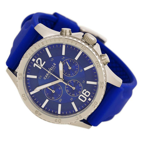 Caravelle New York Men's Logan Chronograph Watch 43A117