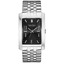 Caravelle New York Men's Stainless Steel Watch 43A118