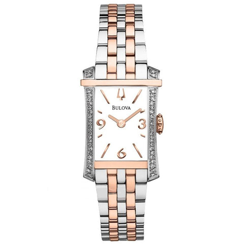 Bulova Ladies Watch 98R186