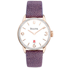 Bulova Ladies Watch 98R196