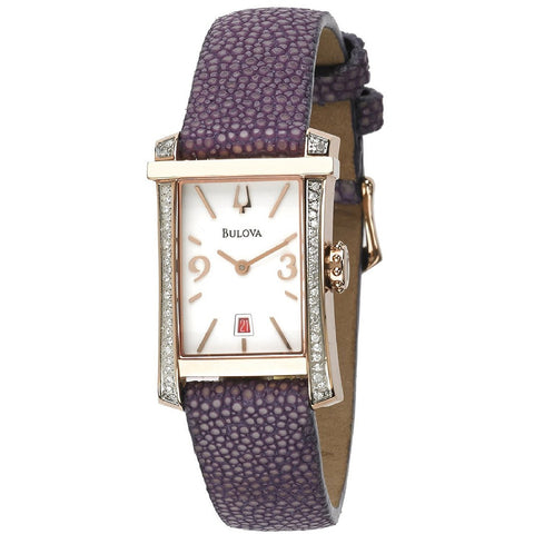 Bulova Ladies Watch 98R197