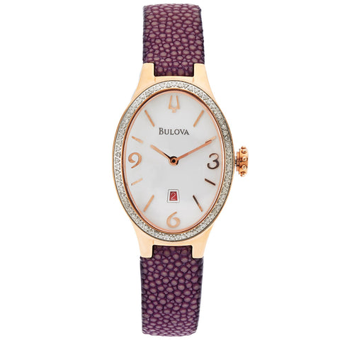 Bulova Ladies Watch 98R198