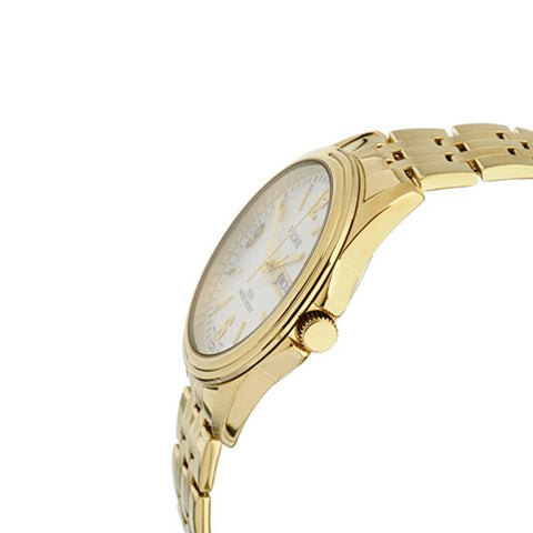 Pulsar Men's Stainless Steel Gold Watch PV3004