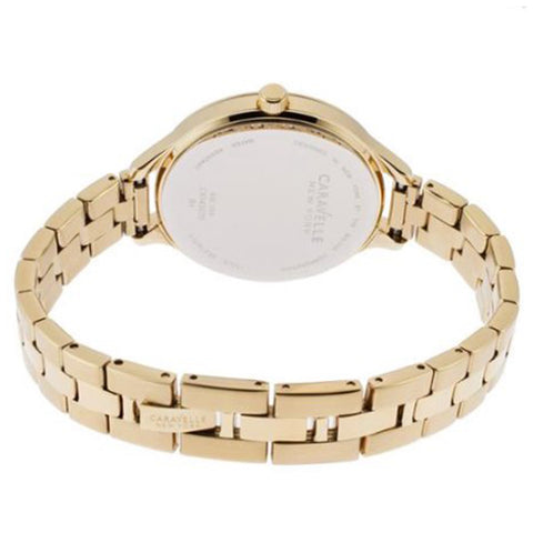 Caravelle New York Ladies Carla Watch 44L154