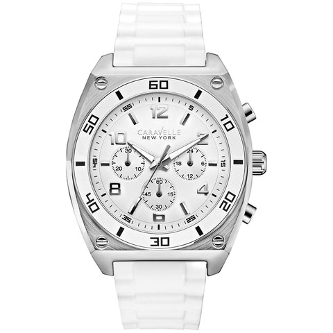 Caravelle New York Mens Watch 43A126