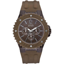 Guess Mens Overdrive Brown Watch W11619G3