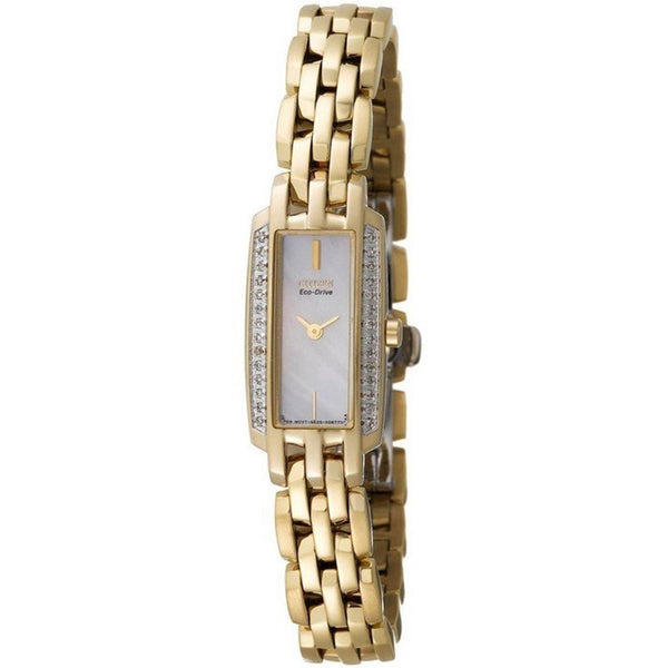 Citizen Ladies' Eco-Drive Silhouette Watch EG2642-52D - 1820 Watches