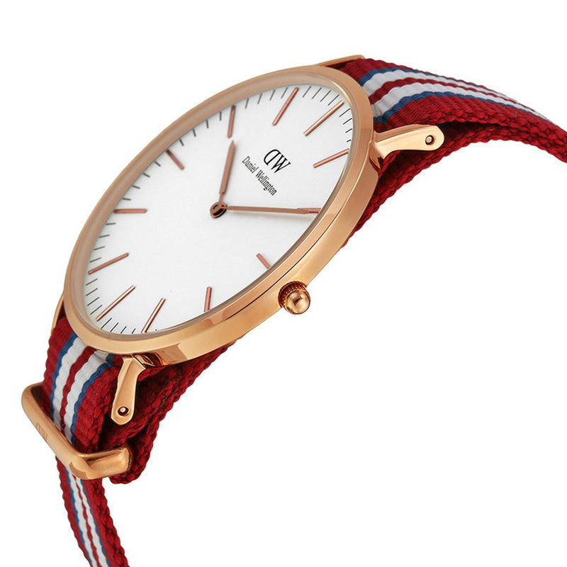 Daniel Wellington Men's Exeter 40mm Watch 0112DW - 1820 Watches