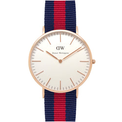 Daniel Wellington Men's Oxford 40mm Watch 0101DW - 1820 Watches